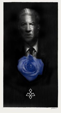 #1 BLUE ROSE