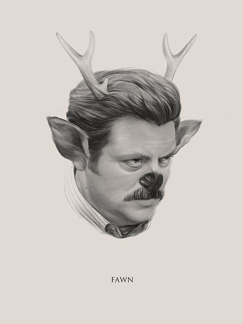 """The 52 Weeks Project Presents... THE BROTHERS SWANSON """"FAWN"""""""