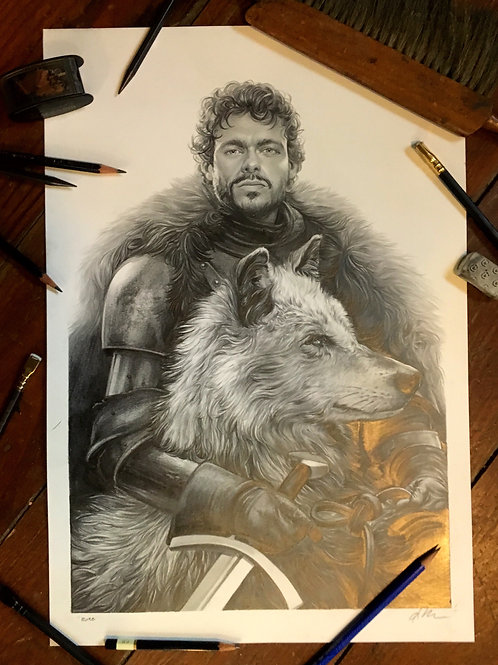 """SONGS IF ICE & FIRE #15: """"ROBB"""""""