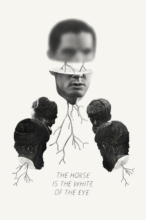 """THE WHITE LODGE""""The Horse is the WHite of the Eye"""""""