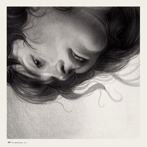 "TWIN PEAKS single  ""RONETTE"" giclee SAP EDITION"