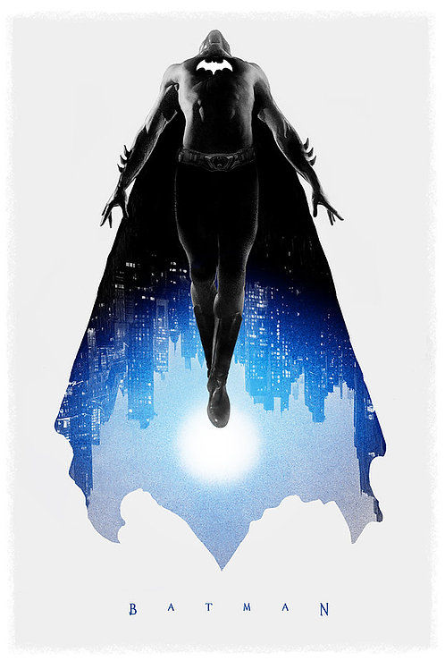 Batman primary poster (flawed)