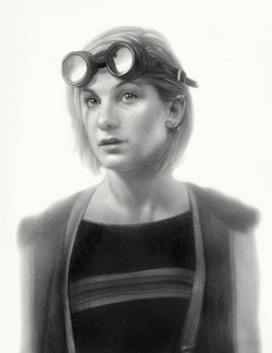 13 DOCTORS- Jodi Whittaker