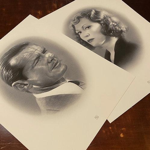 HIM & HER Ltd Edition print set #2: CHINATOWN
