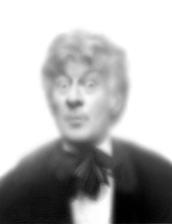 #3 John Pertwee