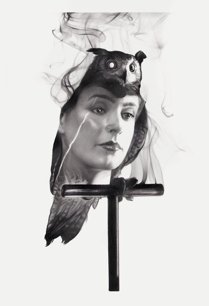 Rachel & The Owl #2