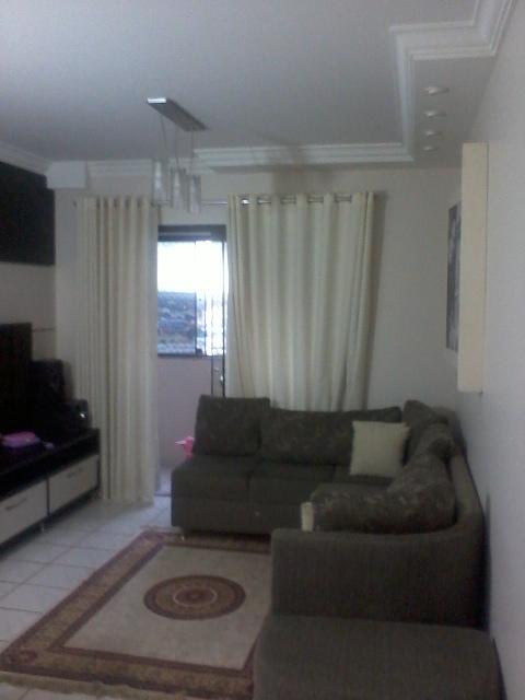 Apartamento de tres quartos com 79 m
