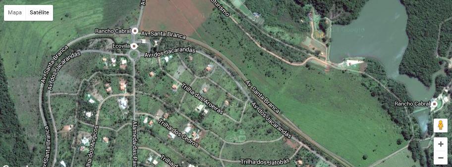 sitio de lazer Ecovila Santa Branca