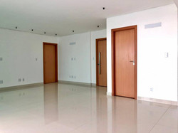 Apartamento a venda 153 ms com 3 suítes ao lado Flamboyant Shopping lazer nascente andar O apartamen