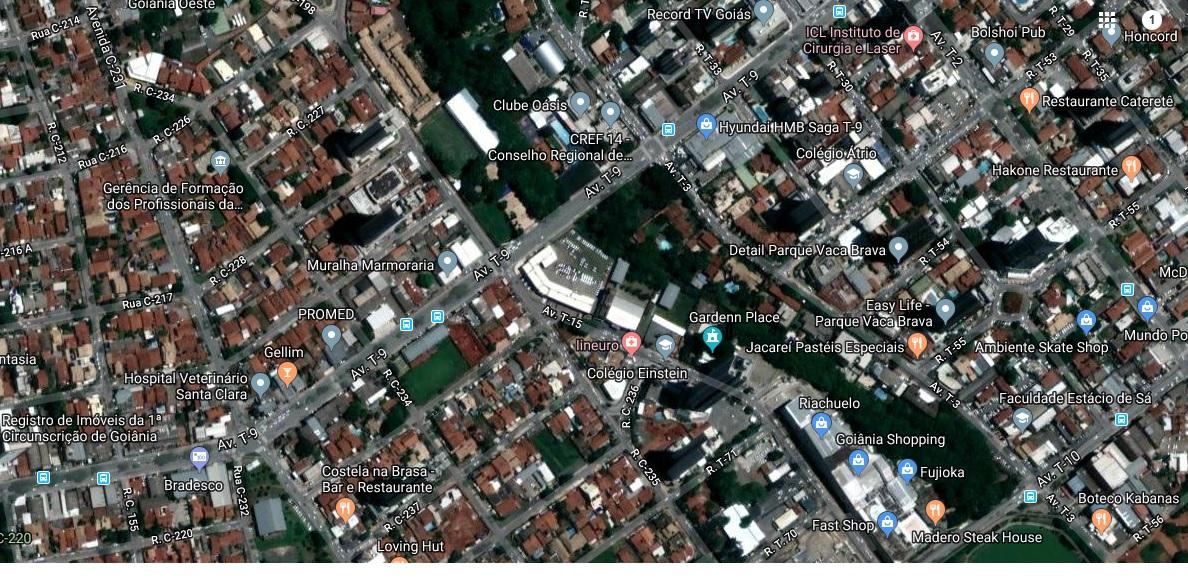 jARDIM AMERICA 121M²