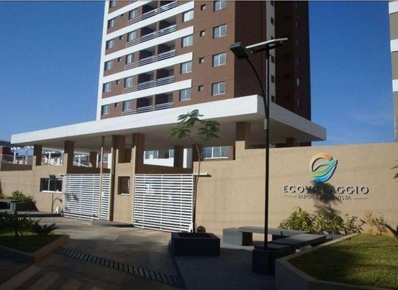 Apartamento a venda possui 77 m² com 3 quartos, duas vagas na Vila Brasilia em Aparecida de Goiânia