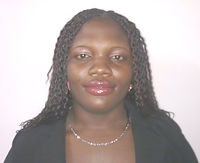 Roselyn Okon, General support staff, P J Ntephe & Co