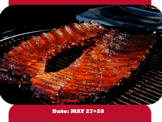 Memorial Day Weekend Rib Sale