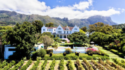 The Cellars Hohenort Hotel Estate in Constantia Cape Town South Africa - Luxury Wine Trails Exclusiv