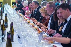 6 Nations Wine Dinner - photo by Luxury Wine Trails