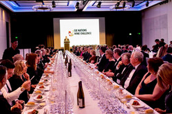 Guests are now seated at the 6 Nations Wine Challenge Dinner held at the Four Seasons Hotel in Sydne