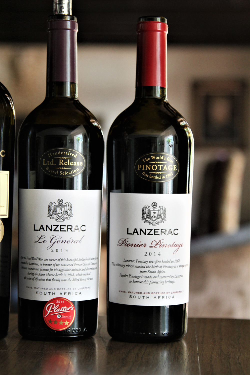 Lanzerac - the historic birthplace of Pinotage - by Luxury Wine Trails - exclusive Cape Town wine tours