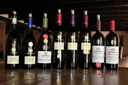 A memorable tasting of Lanzerac Wines from Stellenbosch - Tours by Luxury Wine Trails