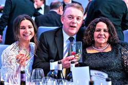 Michael Nash Director of Luxury Wine Trails was honoured to dine with South Africa's High Commission