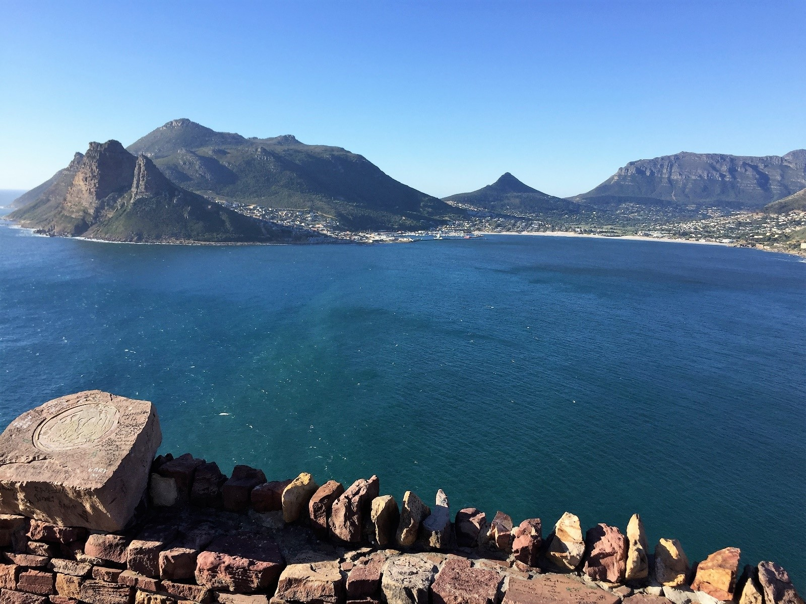 You will experience the magic of Chapmans Peak Drive in Cape Town when on tour with Luxury Wine Trai