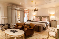 Lanzerac Hotel & Spa Stellenbosch - Classic Room - Luxury Wine Trails tours