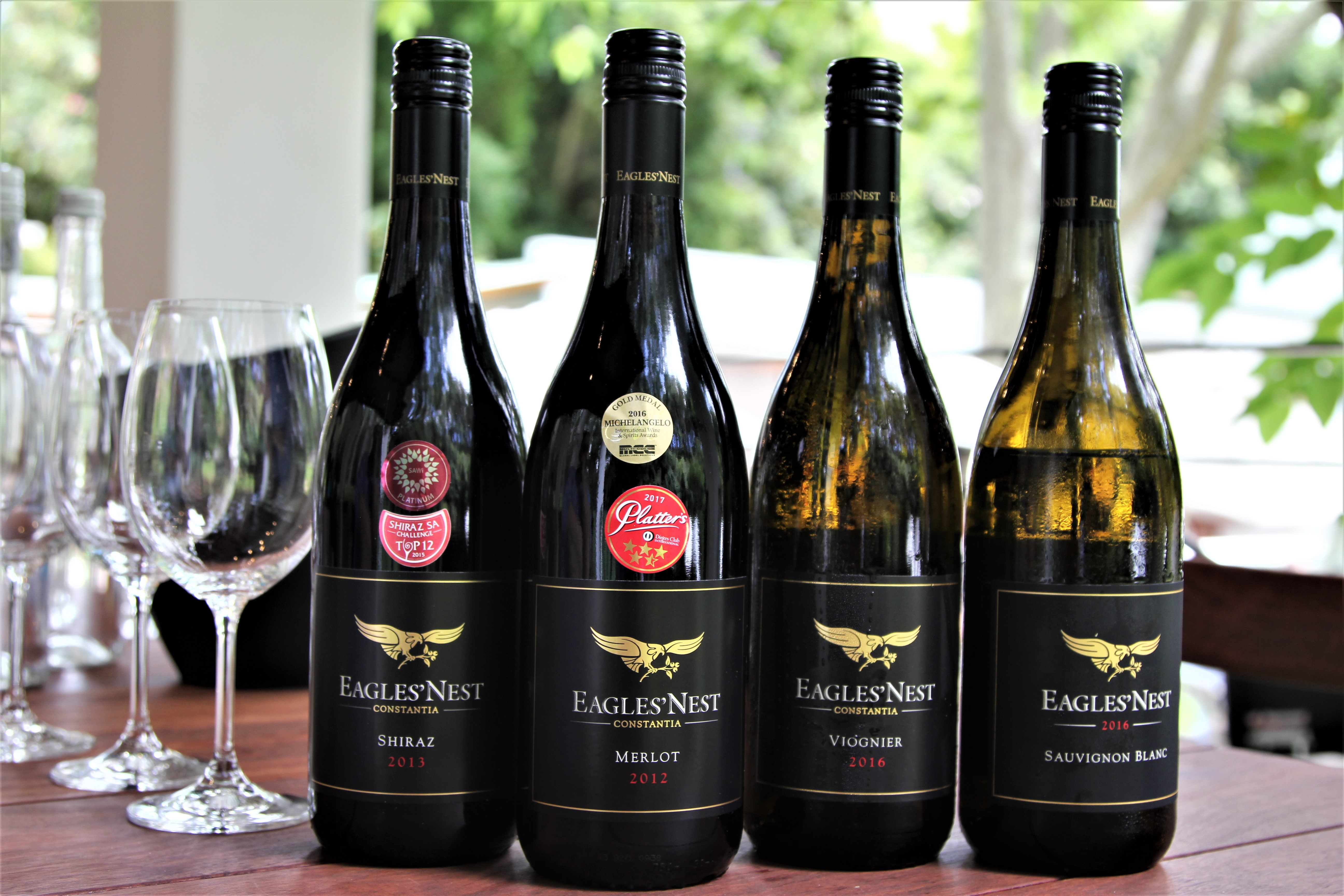 Eagles Nest - Luxury Wine Trails