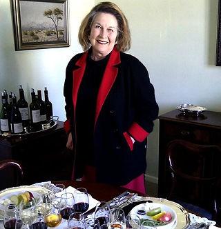 Katinka van Niekerk - Luxury Wine Trails - Masterclass Host - South Africa's leading food & wine pairing author