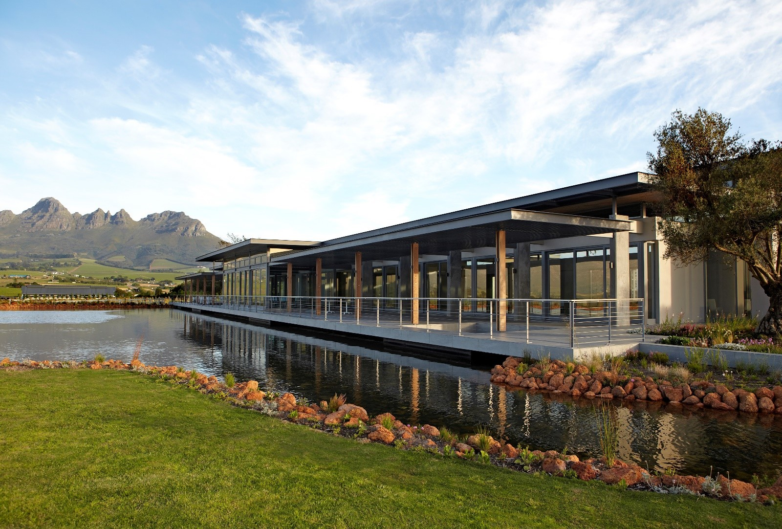 Cavalli vineyard Estate in Stellenbosch South Africa - exclusive holiday wine tasting tours by Luxur