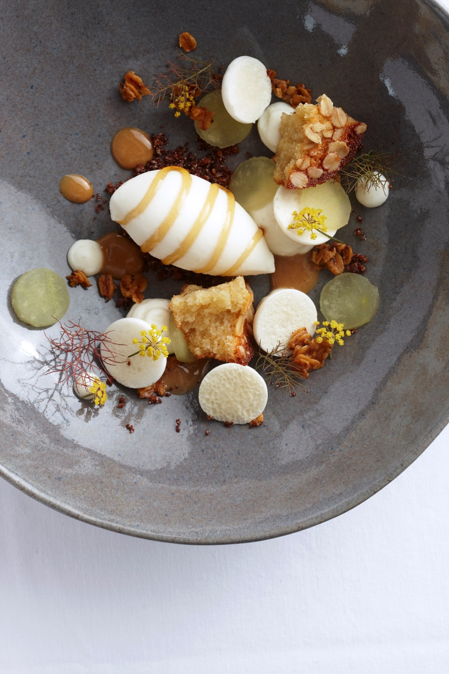 South Africa's La Colombe restaurant in Constantia is a top 100 restaurant of the world - a restaura