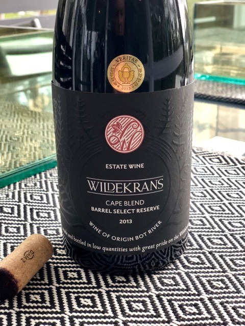 Wildekrans Pinotage Cape Blend - by Luxury Wine Trails - Authentic South African wine & food tours