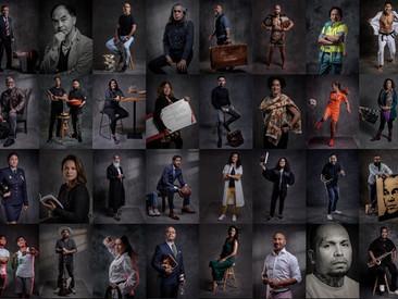 Zeventig portretten als eerbetoon aan zeventig jaar Molukkers in Nederland