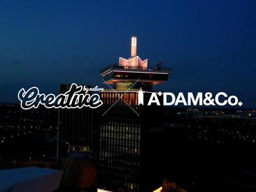CreativeByNature x A'DAM&Co. lanceren nieuw muziekformat