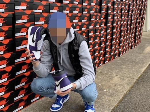 Vice President Nike neemt ontslag na ontdekking dat haar zoon massaal sneakers doorverkoopt