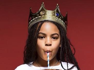 Draagt Blue Ivy de 'King Of New York' -kroon van Biggie?