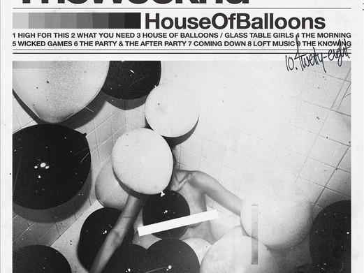 The Weeknd brengt 'House Of Balloons' uit met originele samples