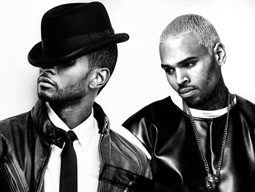 King of R&B day: Usher vs Chris Brown