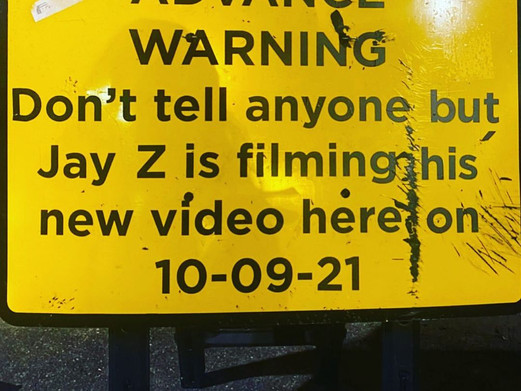 Jay-Z schiet muziekvideo in de UK, nieuw album onderweg?