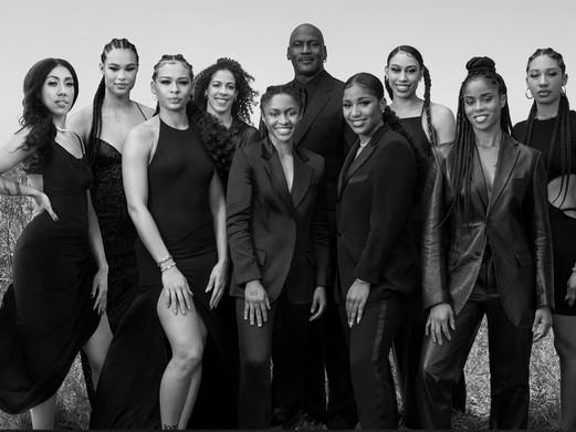 Jordan Brand presenteert zijn grootste vrouwelijke selectie ooit