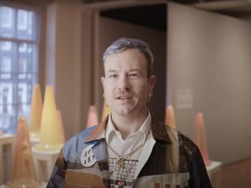 Amsterdam Museum zet kunstenaars in de spotlight: Bas Kosters (video)
