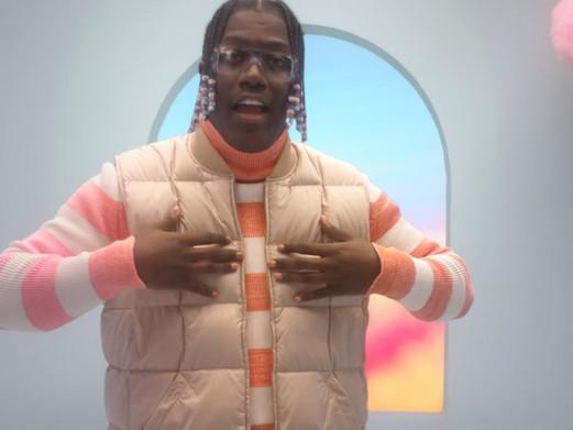 Nederlandse 3D-artiest (23) maakt dromerige intro voor Lil Yachty's-clip 'Love Music'
