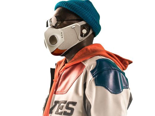 Will.i.am. dropt gezichtsmasker van de toekomst (video)