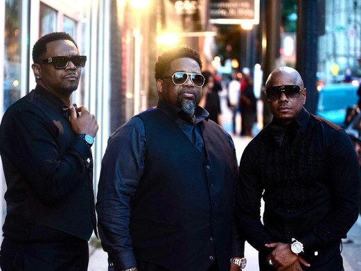 Donell Jones, Carl Thomas en Dave Hollister vormen R&B-groep 'The Chi'