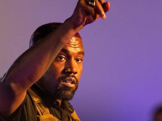 Netflix koopt Kanye West documentaire voor 25 miljoen euro