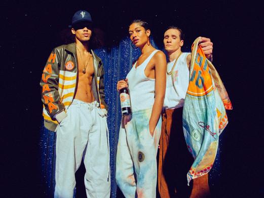 Havana Club x Pigalle Paris lanceren kleurrijke capsule collectie
