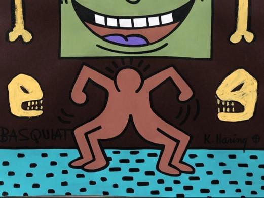 FBI arresteert Mexicaan voor poging verkoop fake werk van Basquiat en Haring
