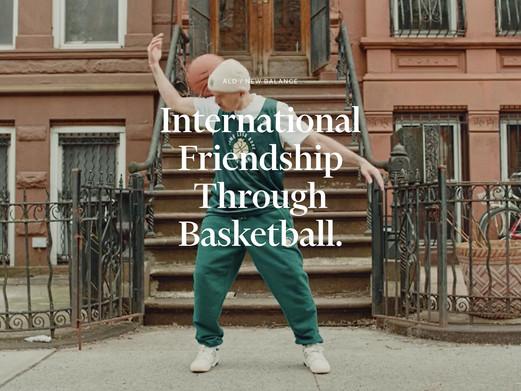 Remake legendarische Nike Freestyle Basketbal commercial door Aimé Leon Dore (video)
