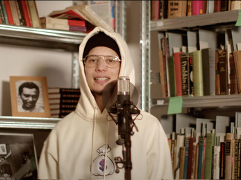Nieuwkomer ASHI zong tijdens Instagram Live-sessie van The Black Archives (video)