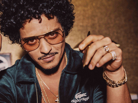 Bruno Mars x Lacoste lanceren lifestylemerk: Ricky Regal