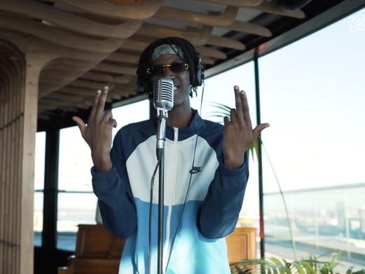UK rapper WhyKreeps in eerste 'Avond voor Release' sessie