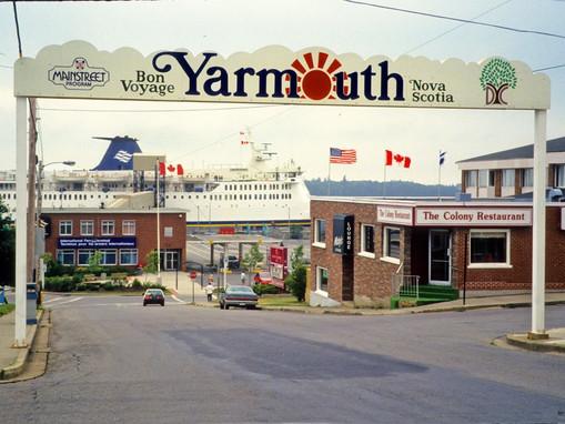 Yarmouth Halifax Taxi Limo Halifax Airport Transportation